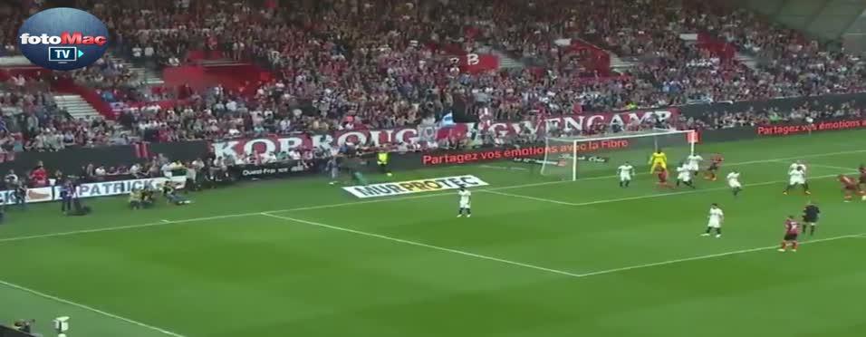 Fransa Ligi'nde Hamit Altıntop golü