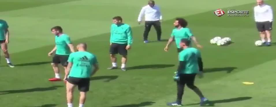 Marcelo'dan akıllara durgunluk veren hareket