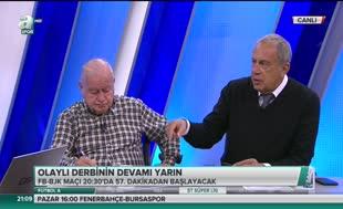 Erol Kaynar: Beşiktaş'ın kararı G.Saray derbisinden önce açıklaması hataydı