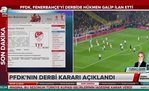 """""""Beşiktaş'ı değil kupayı cezalandırıyoruz"""""""