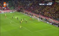 İşte Fenerbahçe'nin penaltı beklediği pozisyon!