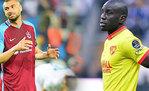 Beşiktaş, Burak Yılmaz ve Demba Ba ile anlaştı