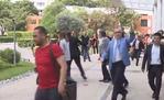 Galatasaray, Bornova Stadı'na hareket etti: Abdurrahim Albayrak taraftarı böyle coşturdu