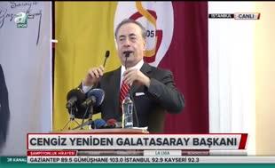 """Mustafa Cengiz: """"Bu emaneti, canımızdan ve malımızdan daha iyi koruyacağız"""""""