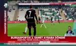 Bursaspor Samet Aybaba'ya emanet