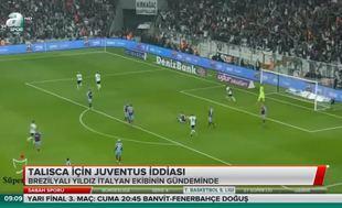 Talisca için Juventus iddiası