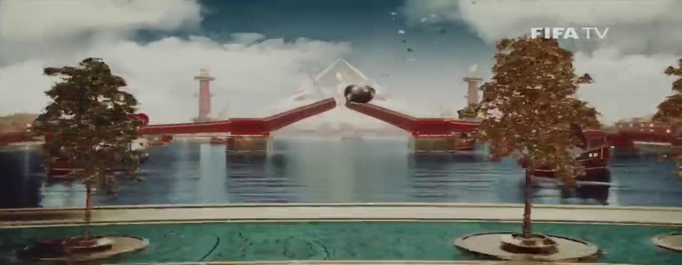 2018 Dünya Kupası jenerik videosu