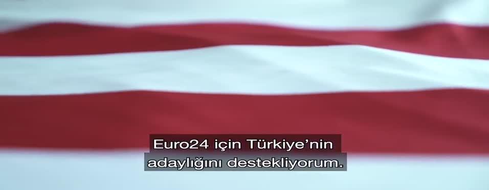 """Robinho'dan Euro 2024 için Türkiye'ye destek: """"Haydi gardaş Türkiye'ye"""""""