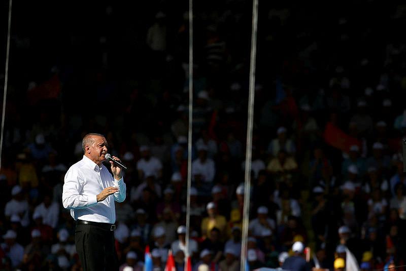 Cumhurbaşkanı Erdoğan'dan yeni stat müjdesi