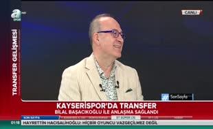 Bilal Başacıkoğlu Kayserispor'da!