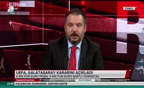 Mustafa Cengiz'den UEFA ve transfer açıklaması