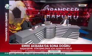 Beşiktaş, Fenerbahçe ve Galatasaray'ın istediği Emre Akbaba, Medipol Başakşehir'e gitmek üzere