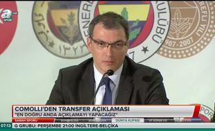 """Damien Comolli: """"Transferleri en doğru anda açıklayacağız"""""""