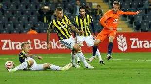 Fenerbahçe-Medipol Başakşehir maçı golleri