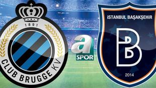 Club Brugge - Medipol Basaksehir